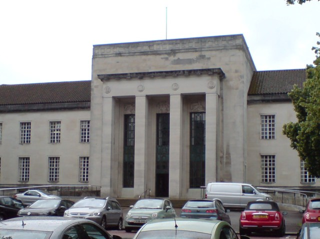 Temple of Peace, Cardiff